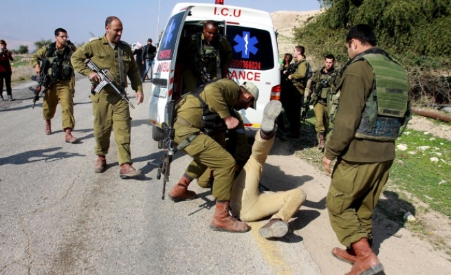 401 Palestinians detained by Israel this month: NGO