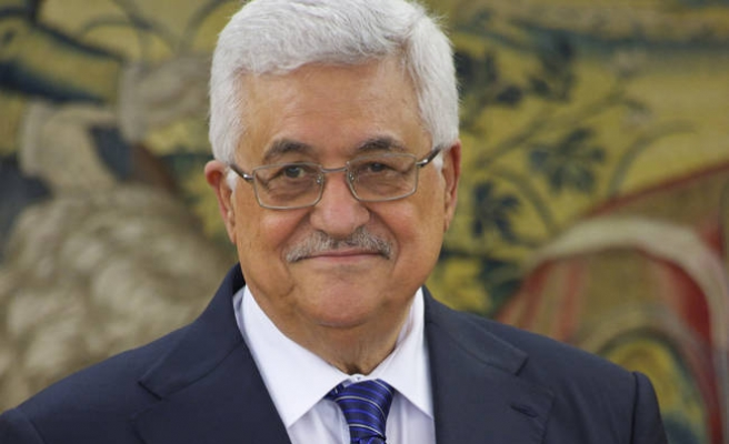 Abbas in 'excellent' health