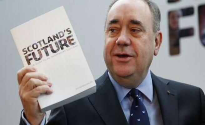 Nationalist leader says Scots 'tricked' out of independence