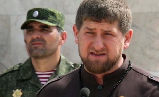 Kadyrov says 74,000 Chechens 'ready to go to Ukraine'