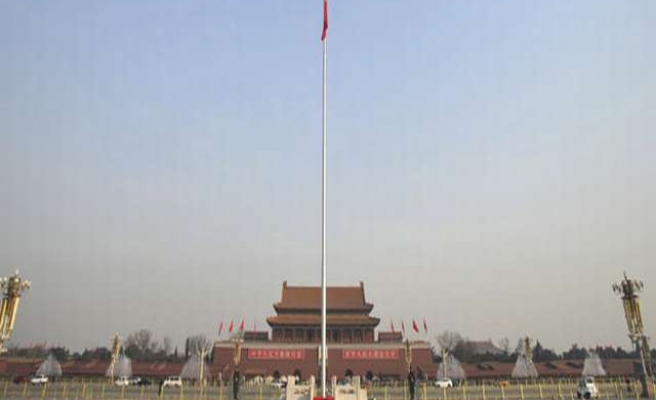 China rebukes U.S. for Tiananmen activists comment