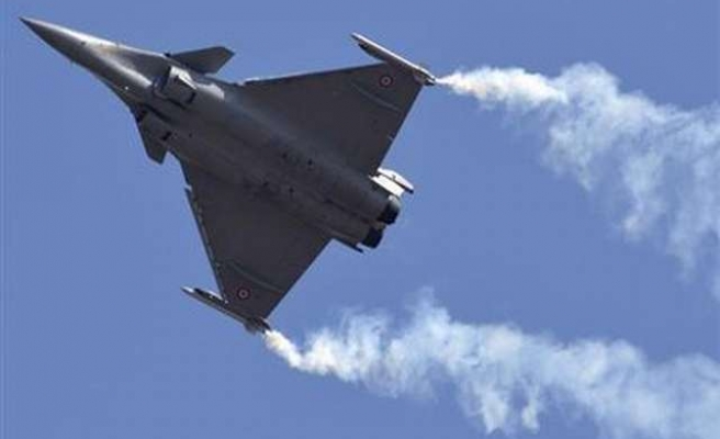French Rafale fighter jet sale to Egypt 'imminent' -source