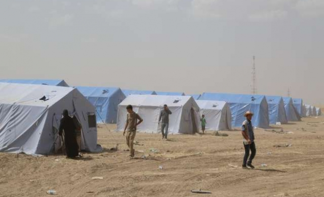 US conducts second aid drop in northern Iraq