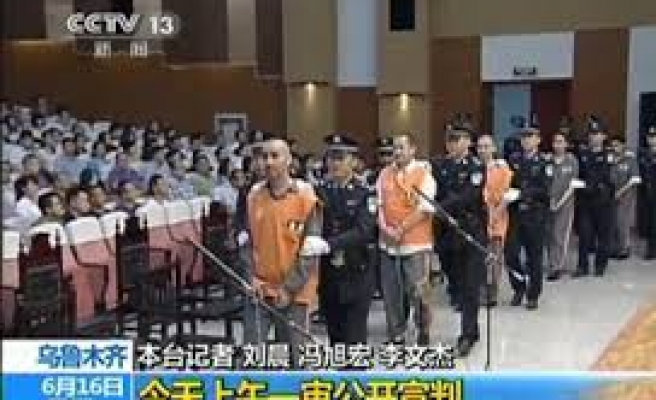 Uighur Muslims deplore China executions