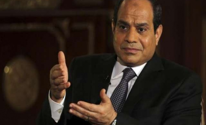 Egypt could send troops to a Palestinian state to help out