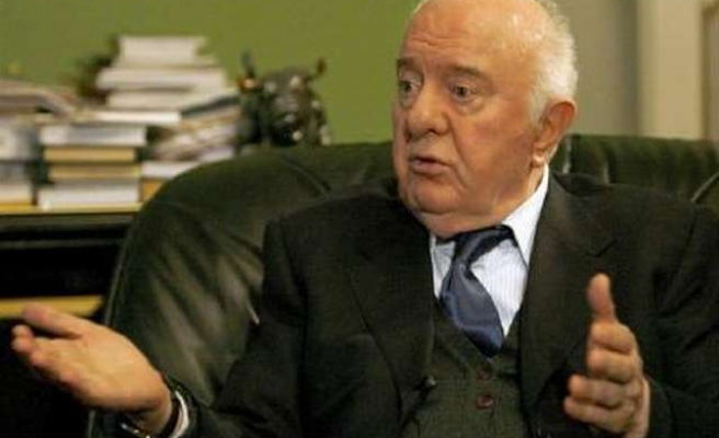 Ex-Soviet minister and Georgia leader Shevardnadze dies- UPDATED