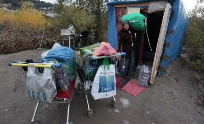 Outside forces help stoke anti-Roma tension in Polish town