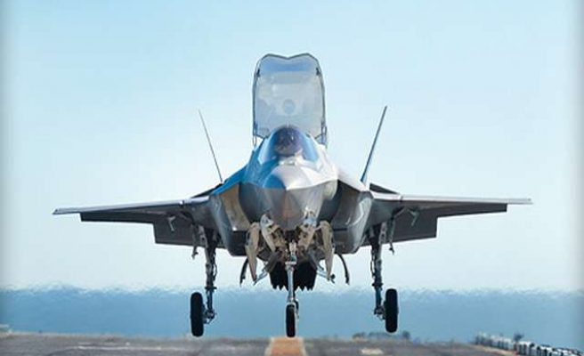 Britain agrees to order four F-35 stealth fighter jets