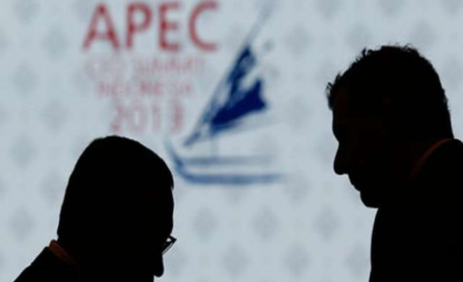 APEC ministers agree world's largest free trade area