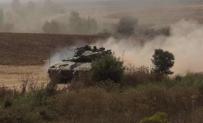 Hamas launches military exercises in Gaza