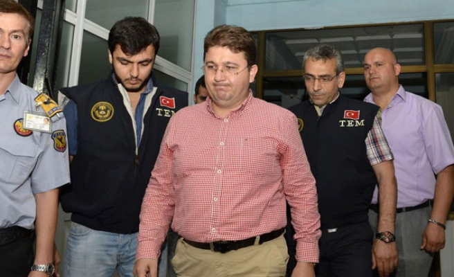 Dozens of Turkish police detained for spying on government