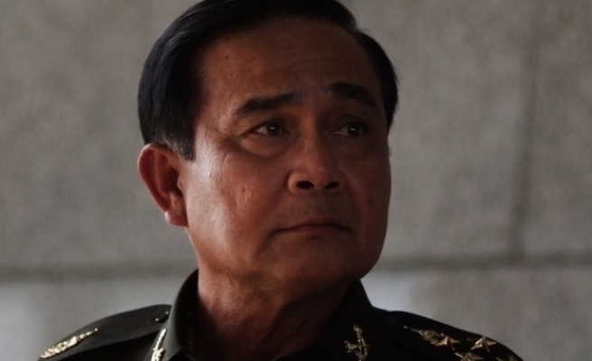 Rights group urges Europe to press Thai leader on rights