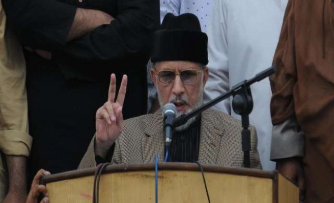 Pakistani police register murder case against Tahir ul-Qadri