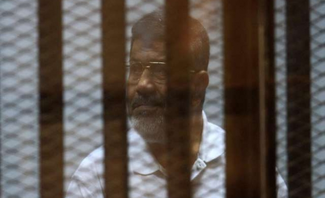 Egypt's Morsi accused of leaking secret files to Qatar