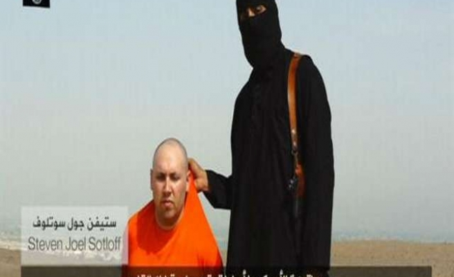Israel says it gagged reports on captive Sotloff