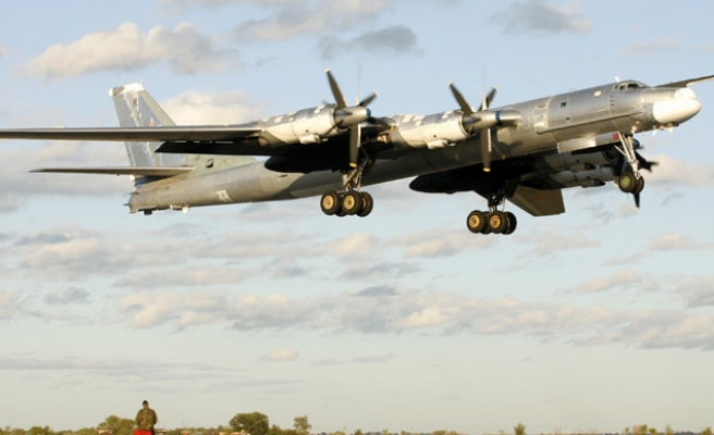 Iran allows Russia to use airbase for refueling