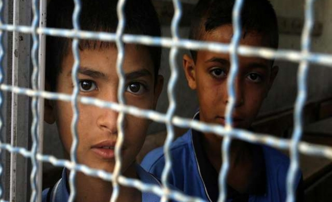 Post-war counselling awaits Gaza children going back to school