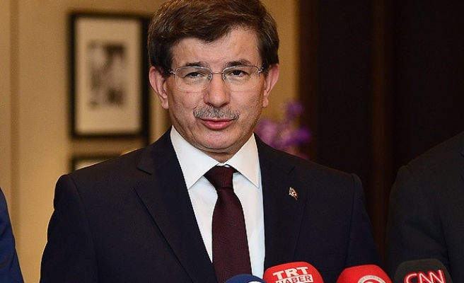 Turkish PM calls to oppose 'all forms of terror'