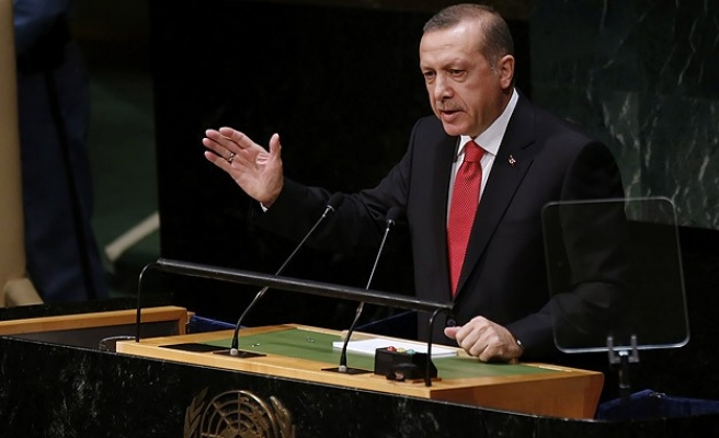 President Erdogan: UN inaction gives rise to terrorism