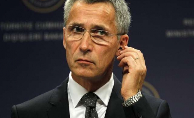 NATO's Stoltenberg arrives in Turkey