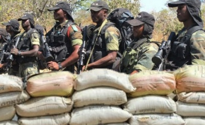 Cameroon beefs up security on Nigeria border