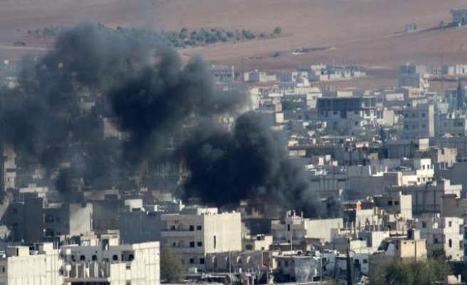 Iraqi politician wants Turkey to OK Kobani arms route