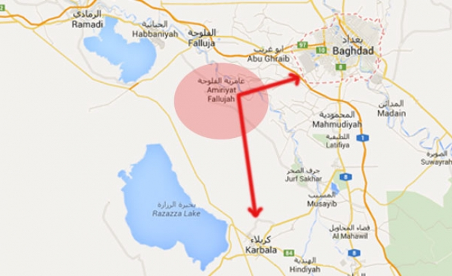 Iraqi forces clash with ISIL fighters west of Baghdad -UPDATED