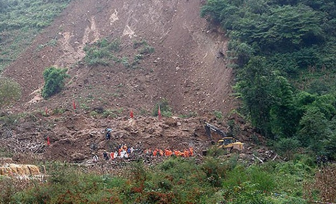 Death toll from landslide rises to 51 in Indonesia