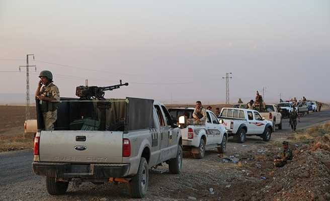 Iraqi forces, Peshmerga clash in sub-district of Kirkuk