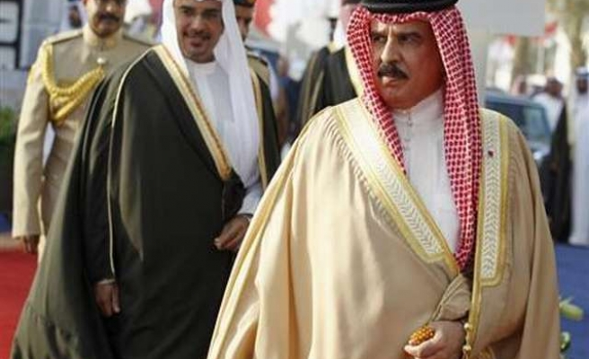 Bahrain's King asks his uncle to form government