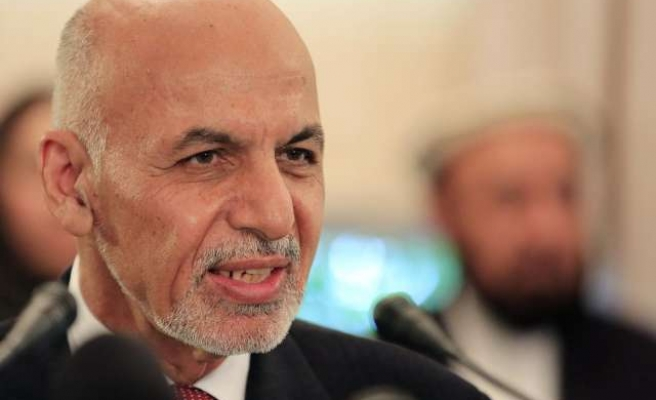 Afghan president's first trip abroad will be to China