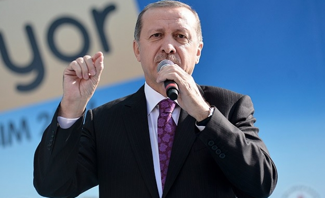 Erdogan calls on Islamic world to unite against terror