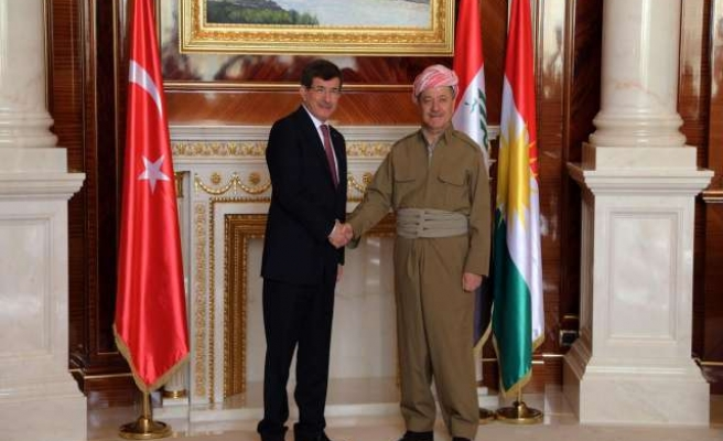 Turkey echoes support for security of Iraq's Kurdish region