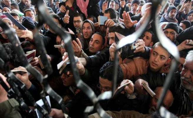 Egypt allows in travellers from Gaza for first time since October
