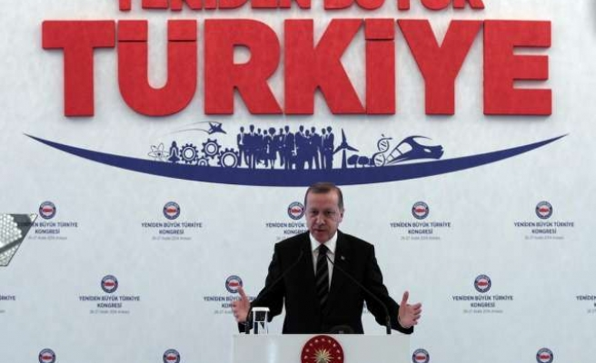 Erdogan: 'New Turkey' vision cannot be stopped