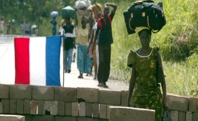 French colonial tax still enforce for Africa