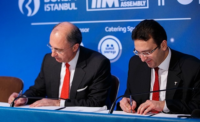 Turkish PM: Istanbul, London deal will change history