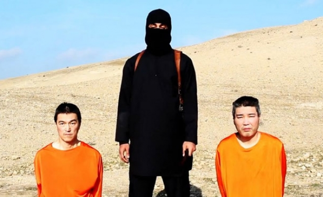Mother of Japanese captive begs PM to save son held by ISIL-UPDATE