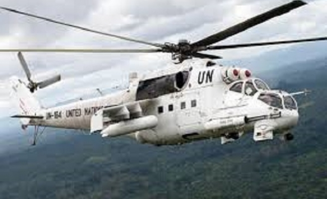 Dutch UN attack helicopters strike Mali rebels in north