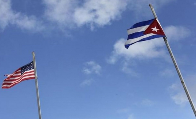 U.S. and Cuba sit down for historic talks on restoring ties