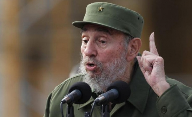 Fidel Castro appears to lend support to Cuba talks with U.S.