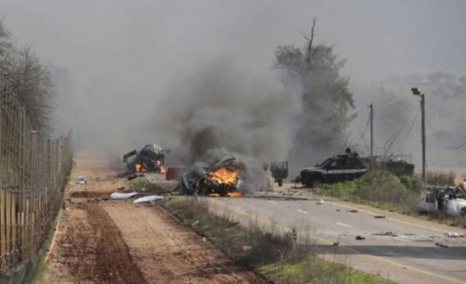 Israel says 2 troops killed in Hezbollah attack