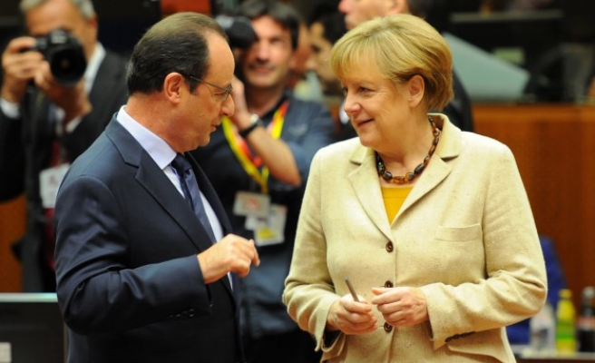 German, French leaders take Ukraine peace plan to Moscow