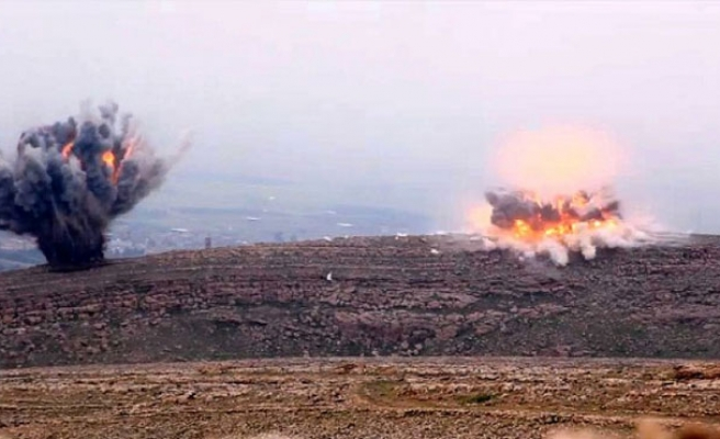 Iraq: 20 ISIS militants killed in coalition airstrikes
