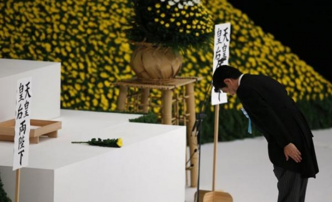 Japan global PR message could misfire with focus on wartime past
