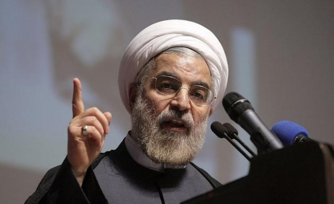 Iran president rules out negotiations over missiles