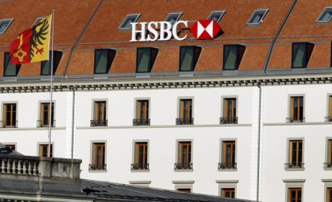 HSBC's pre-tax Q1 profits fall by 4 percent