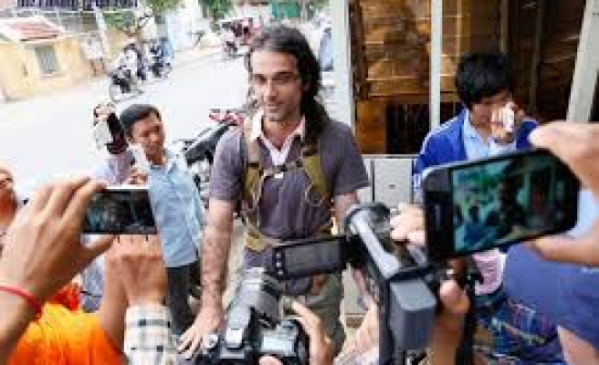Environmental activist to be deported from Cambodia