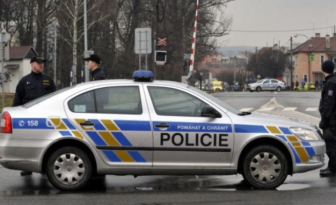 Man kills 8 in Czech town