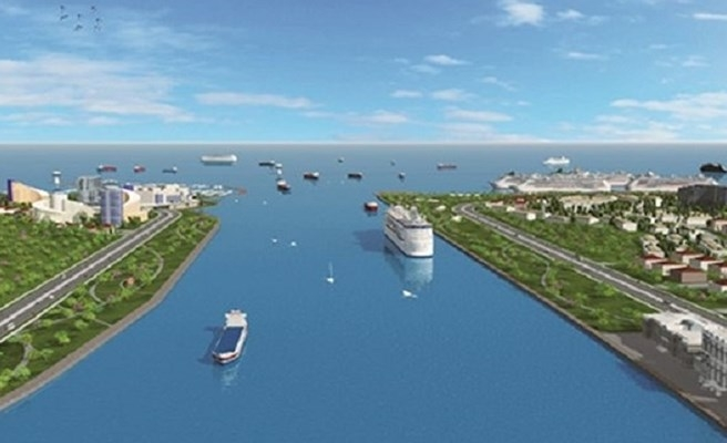 Turkish PM presents Istanbul sea tunnel mega project